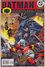 BATMAN#607 VF/NM 2002  DC COMICS