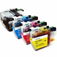 4-Pk/Pack LC3029 XXL HY Ink For Brother MFC-J5830DW J6535DW J5930DW J6935DW