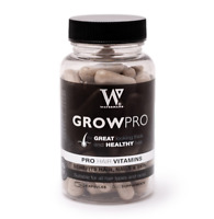 Healthy Hair Growth Vitamins, hair loss vitamins with Stronger Nails Growth