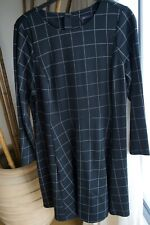 AUTHENTIC Marks & Spencer JERSEY LONG SLEEVE DRESS WITH STRETCH SIZE 22 NEW