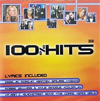 100% HITS 33 - LOOP VARIOUS COMPILATION OZ 2CD - 2001 - KYLIE MINOGUE THE CORRS