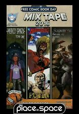 FCBD 2016 MIX TAPE 2016 #1