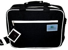 LACOSTE PARFUMS UNISEX WEEKENDER LAPTOP DUFFLE TRAVEL OVERNIGHT HANDBAG WITH TAG
