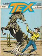 TEX Il Re Del Rodeo N°84