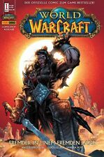 WORLD OF WARCRAFT #1 deutsch COMICSHOP-VARIANT Jim Lee, Walt Simonson (Thor)