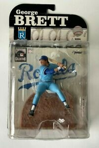 McFARLANE MLB Kansas City ROYALS George Brett Figure Cooperstown Collection