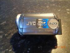 JVC GZ-MG36E/EK 30 GB Camcorder - Grey (GZ-MG36E/EK) Everio