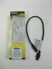 NIKON charge cord MC-E1 for MN-30 battery charger F5 camera new old stock 25266