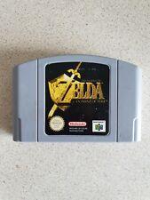 The Legend Of Zelda Ocarina Of Time For N64 Nintendo 64 n64 🌟🌟🌟