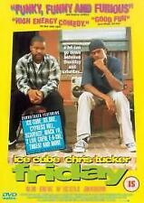 Friday (Ice Cube & Chris Tucker)  DVD Region 2 Uk version