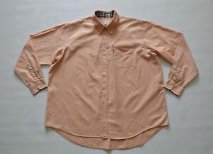 AQUASCUTUM Men's Shirt Herren Hemd Gr.XXL BIG SIZE