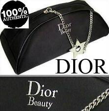 100% Autentico Ltd Edition Couture di Dior Addict Bellezza Trucco ~ ~ gioiello ~ Borsa da viaggio