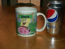 SPONGE BOB & FRIENDS, Cartoon TV Show, Ceramic Coffee Cup / Mug, Vintage