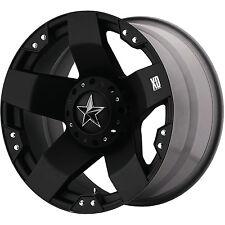 17 inch Black Wheels/Rims Chevy GMC Sierra 6 Lug 1500 Truck Avalanche Yukon XD