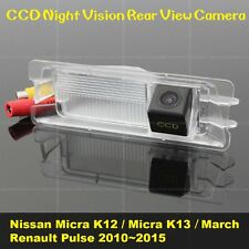 Car Rear View Camera for Nissan Micra K12 K13 March for Renault Pulse Parking