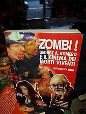 Libro - Zombi - Francesca Lenzi - Profondo Rosso Edizioni