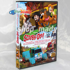 Scooby Doo and WWE - Curse of The Speed Demon ESPAÑOL LATINO DVD REG. 1, 3 y 4