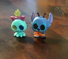 Doorables Lilo And Stitch Alien Orange suit Stitch Scrump