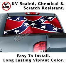 American Flag Car And Truck Graphics Decals Ebay