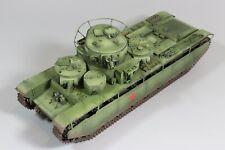1/35 WWII Soviet T-35 heavy tank, built model