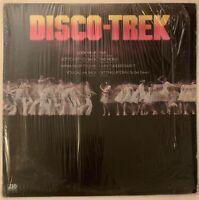 DISCO-TREK VARIOUS ARTISTS LP ATLANTIC USA 1976 IN PARTIAL SHRINK WRAP