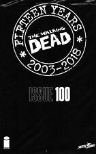 WALKING DEAD #100 (2018) 15TH ANNIVERSARY Blind Bag HARREN VARIANT - New Bagged