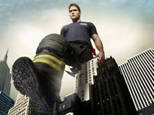Rescue Me TV series FDNY Brave Firefighter Wall Print POSTER FR