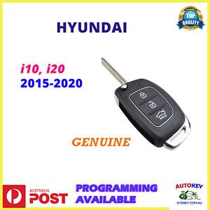 GENUINE Hyundai i20 i10 remote key 2015-2020 ce0682 95430B9100 OKA-865T(IA-TP)