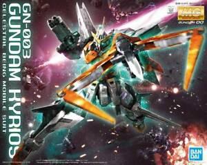 BANDAI MG 1/100 Gundam Plastic Model Kit GN-003 Kyrios Transformable AU STOCK