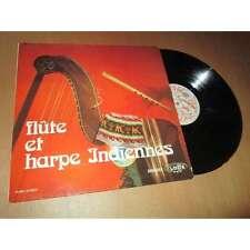 LOS BOLICHUQUI - flûte et harpe indiennes -LOOK French ANDEAN FOLK Lp