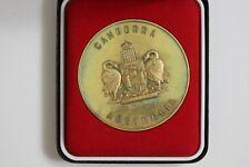 1966 Australia Canberra  Bronze Medal  struck by RAM  (3261696M7)