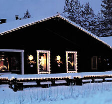 Christmas Indoor /Outdoor Lighting - Konstsmide 1000 system with 80 large  bulbs