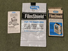 Sima Film Shield Lead Laminated Pouch, For Air Travel, Protects Film
