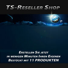 TS-Reseller Shop - inklusive aktuelle Software & eBooks -PLR/Reseller-Lizenz