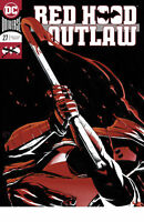Red Hood & The Outlaws #27 Foil Cover DC Universe Comic 1st Print 2018 unread NM