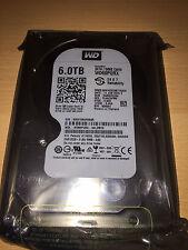 Western Digital 6TB PURPLE Surveillance Hard Drives SATA 6 Gbs 64MB WD60PURX WD