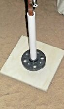 Stand for use with Copper J-Poles.  FREE SHIPPING