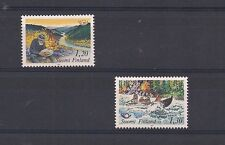 Finland Gold Prospecting,Panning 1983 Northern Set V/Fine MNH A Classic Set
