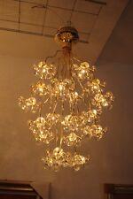 außergewöhnliche extravagante Kristall Design Kronen Deckenleuchte Deckenlampe