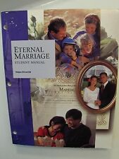 ETERNAL MARRIAGE Student Manual Rel. 234-235 Extremely Informative Mormon LDS
