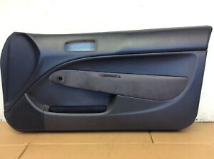 99-00 Civic DX 2+3DR Right Passenger Side Door Panel Lining Dk.Gray Used OEM