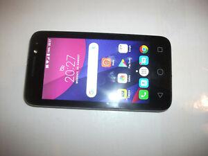 Alcatel Pixi 4 4034x Unlocked Black Android Smartphone