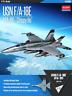 """[Academy] 1/72 USN F/A-18E VFA-195 """"Chippy Ho"""" Plastic model kit 12565"""