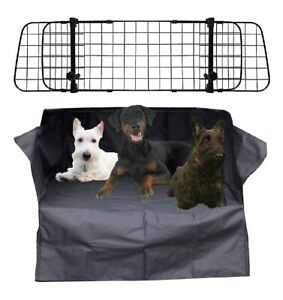 Car Headrest Dog Guard & Bootliner FOR NISSAN Skyline Crossover 2009-2018