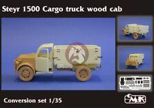 CMK 1/35 Steyr 1500 Cargo Truck Wood Cab Conversion Set (for Tamiya kit) 3091