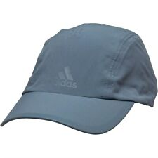 New Juniors 2019  adidas Climacool Cap In Raw Blue Steel Running-Golf