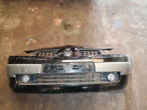 Par Choc Avant Renault Megane 2 Cc