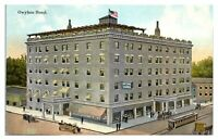 Early 1900s Owyhee Hotel, Boise, Idaho Postcard *6J24