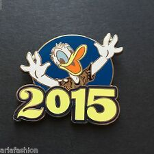 2015 Character Mystery Collection - Donald Duck Safari Shirt Disney Pin 0