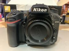Nikon D7200 24.2MP DSLR Camera Body Shutter Count 14901
